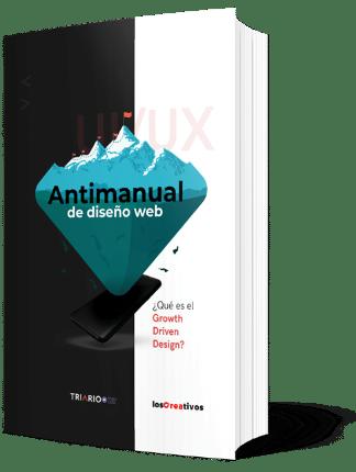 Manual de diseño web- Los Creativos/ Triario