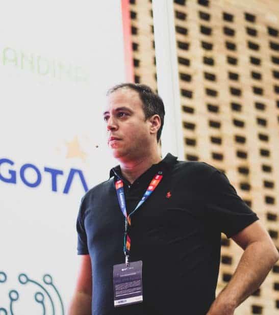 Fabio Araujo- CEO/ Los Creativos