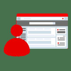 análisis de página web