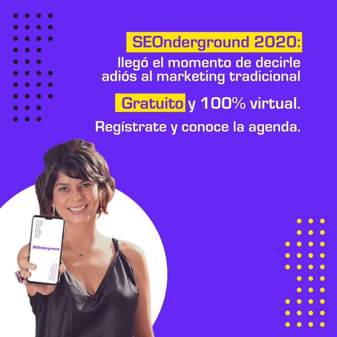 SEOnderground 2020 Los Creativos/ Triario