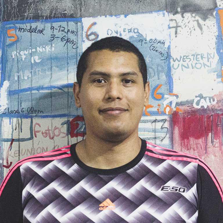 Samir Castro Full-Stack Developer