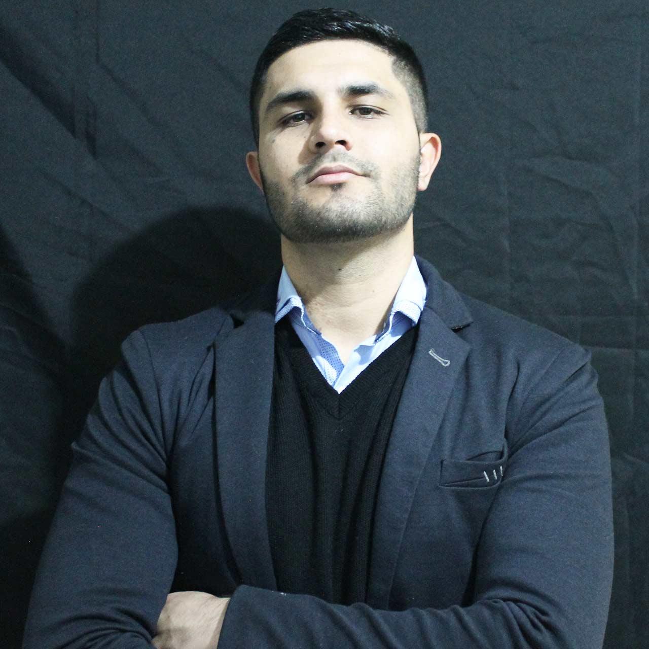 Eddie Vélez Benjumea- Especialista en contenidos digitales