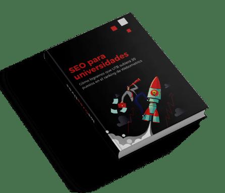 Campaña seo ebook universidades
